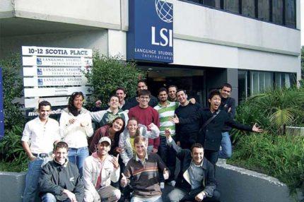Курси англійської мови в Канаді, Ванкувер | LSI