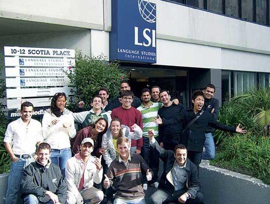 Курсы английского языка в Канаде, Ванкувер | LSI