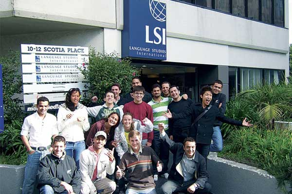 Курсы английского языка в Канаде, Ванкувер   LSI