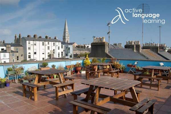 Весенние каникулы в Ирландии, Дан-Лири | Active Language Learning