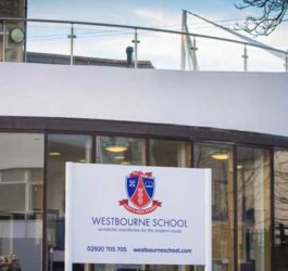 Академічна англійська влітку в Уельсі, Пенарт | Westbourne School