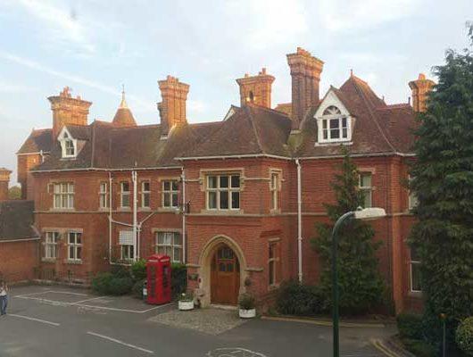 Зимові канікули в Англії, Ашфорд | Kingswood Grosvenor Hall
