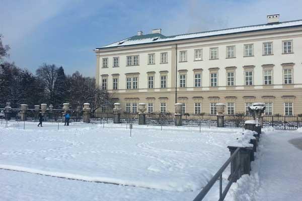 Зимние каникулы в Германии, Аугсбург | DID