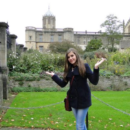 Каникулы в Berkshire College, Англия