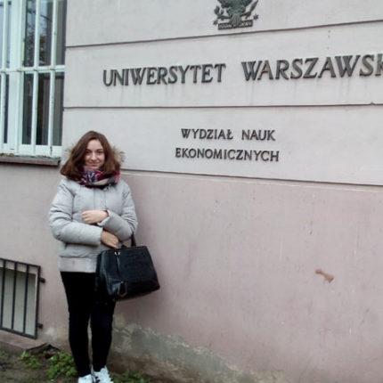 Бакалавриат в Варшавском университете, Польша