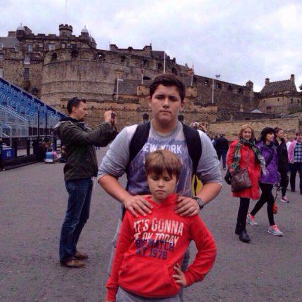 Канікули в Loretto School, Шотландія