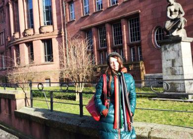 Курс немецкого языка в Фрайбургском университете