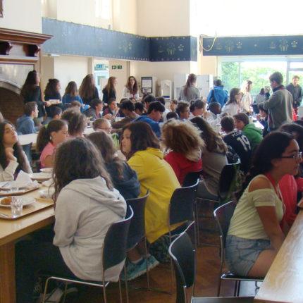 Каникулы в St. Bedales School, Англия
