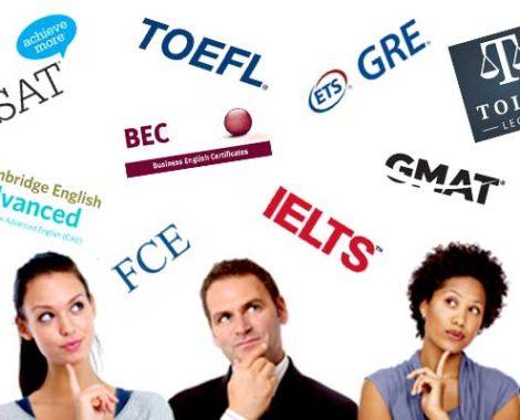 Международные экзамены и их различия