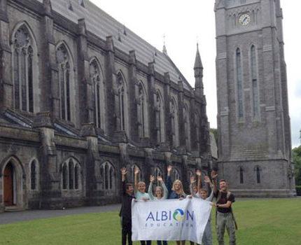 Дневник из школы АТС, Ирландия