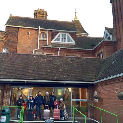 Канікули в Kingswood Grosvenor Hall, Англія