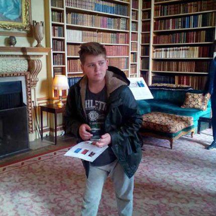 Дневник из школы Kingswood Grosvenor Hall, Англия