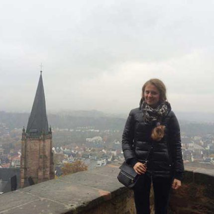 Магистратура в Philipps-Universität Marburg, Германия