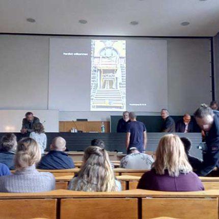 Бакалавріат в Університеті прикладних наук в Ерфурті, Німеччина