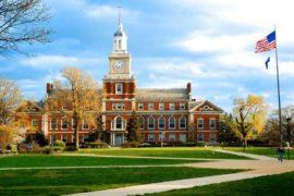 Рейтинг університетів в США за конкурсом
