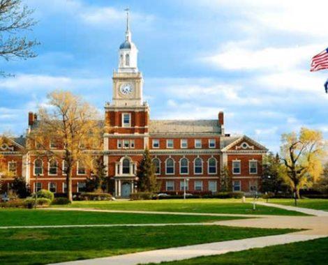 Университеты по конкурсу в США