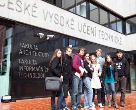 Типы учебных заведений в Чехии