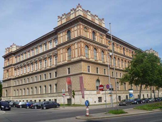 Academy of Fine Arts Vienna | Австрия
