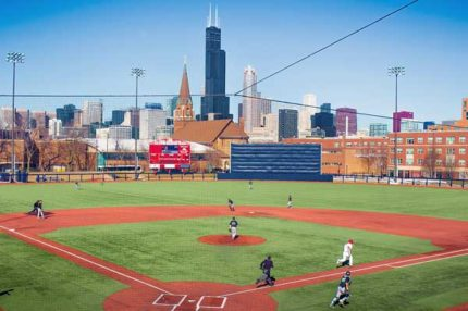 University of Illinois at Chicago (UIC) | США