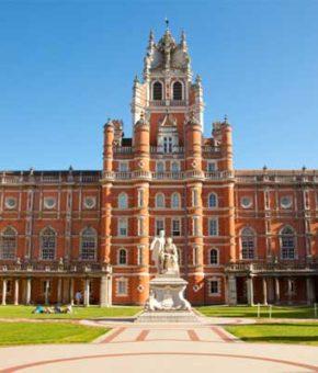 Весенние каникулы в Англии, Лондон | Royal Holloway College