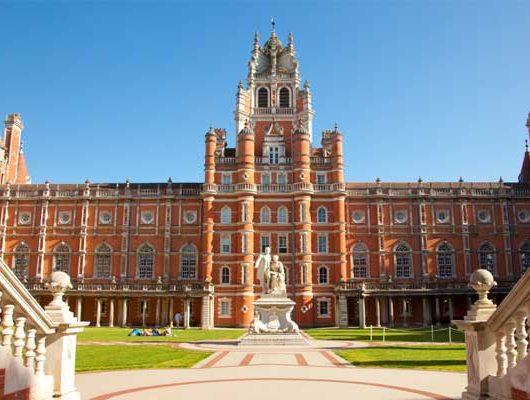 Весняні канікули в Англії, Лондон | Royal Holloway College
