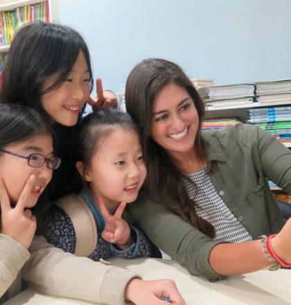 Преподаватель в центр изучения английского языка