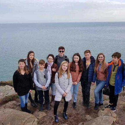 Дневник из школы Atlas Language School, Ирландия