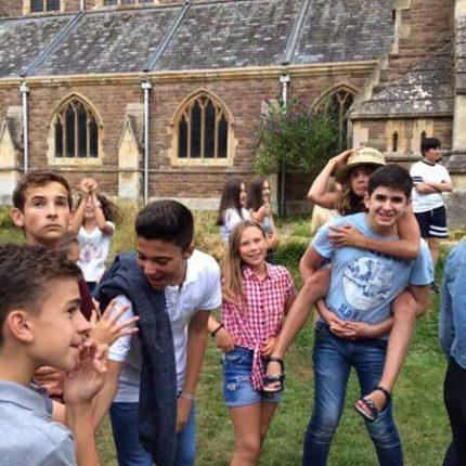 Каникулы в St Michaels College, Англия