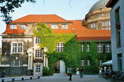The University of Hamburg | Німеччина