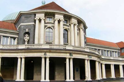 The University of Hamburg   Германия