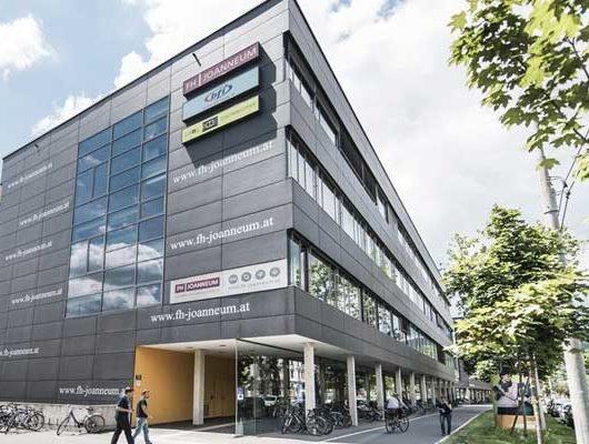 University of Applied Sciences Joanneum (FH Joanneum) | Австрия