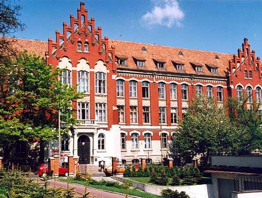 Экономический техникум Zespół Szkół Ekonomicznych im. A. i J. Vetterów | Люблин, Польша