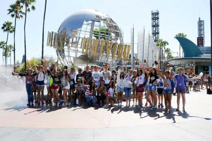 Літні канікули в США, Лос-Анджелес + Сан-Франциско | University of California