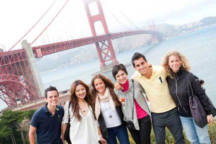 Летние каникулы в США, Лос-Анджелес + Сан-Франциско | University of California