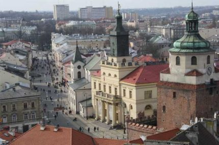 Технікум транспорту та комунікацій Zespołu Szkół Transportowo-Komunikacyjnych im. Tadeusza Kościuszki | Люблін, Польща