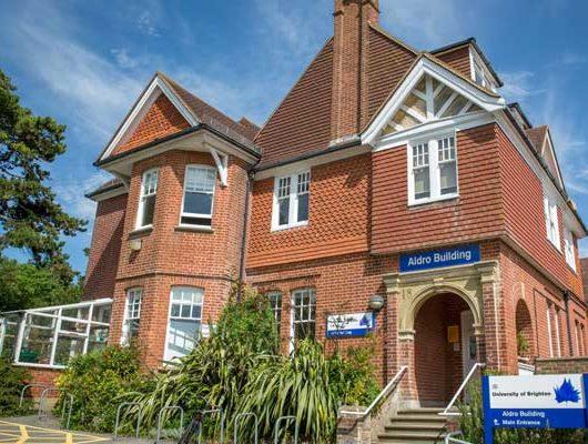 Літні канікули в Англії, Істборн | University of Brighton, Eastbourne Campus
