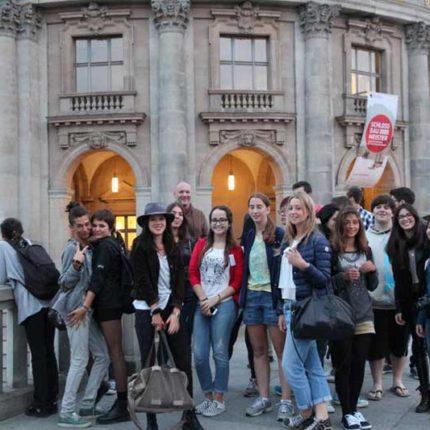 Вікенд в Берліні, шкільний обмін, Німеччина