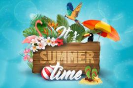 Неймовірні літні канікули за кордоном!