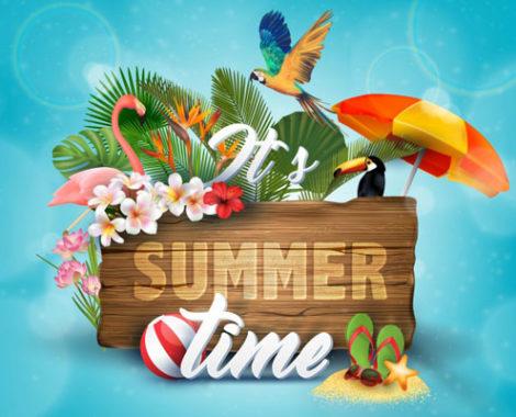 Неимоверные летние каникулы за рубежом!