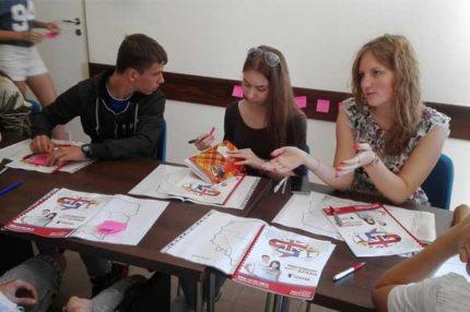 Летние каникулы в Польше, Устка | Детский лагерь Lektor