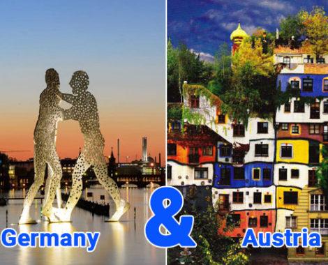 Особенности поступления в Германии и Австрии