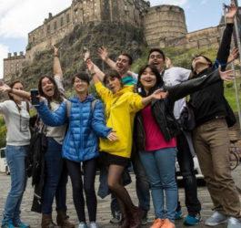 Літні канікули в Шотландії, Едінбург | CES Edinburgh