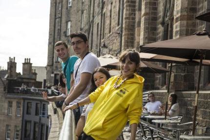 Летние каникулы в Шотландии, Эдинбург | CES Edinburgh