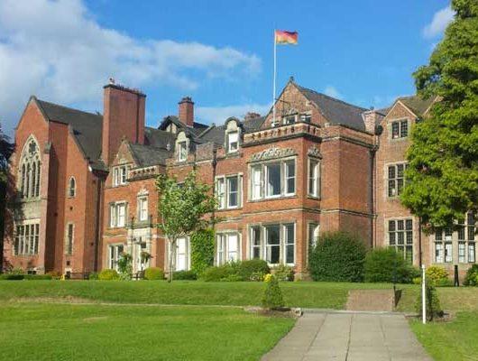 Школа-пансион Abbotsholme School | Ростер, Англия