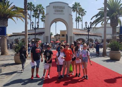 Дневник из США, Лос-Анджелес + Сан-Франциско | University of California