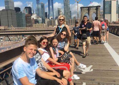 Летние каникулы в США, Бруклин | Long Island University