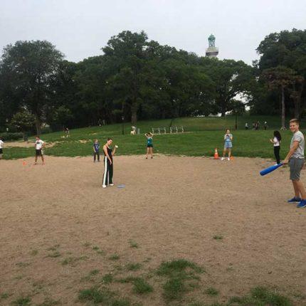 Каникулы в США, Бруклин | Long Island University
