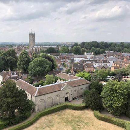 Летние каникулы в Англии, Сайренсестер | Royal Agricultural University