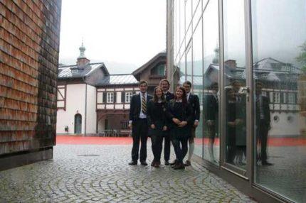 Школа-пансион Saint Gilgen International School | Сент-Гильген, Австрия