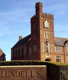 Школа-пансіон Blundell`s school | Тівертон, Англія